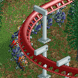 Swinging Floorless Cars RCT2 Icon.png
