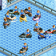 Skidoo Dodgems RCT2 Icon.png