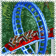 Stand-up Roller Coaster RCT1 Icon.png