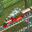 American Style Steam Trains RCT2 Icon.png