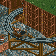 Wooden Wild Mine Ride RCT2 Icon.png