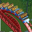Twister Roller Coaster RCT2 Icon.png