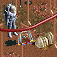 Hoverboard Coaster RCT2 Icon.png