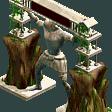 Mythological Entrance RCT2 Icon.png