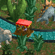 River Rafts RCT2 Icon.png