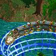 Conga Eel Coaster RCT2 Icon.png