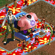 Flower Power T-Shirts RCT2 Icon.png