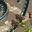 Valkyries Coaster RCT2 Icon.png