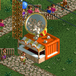 Popcorn Stall RCT2 Icon.png