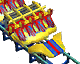 Lay Down Roller Coaster RCT3 Icon.png