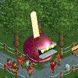 Toffee Apple Stall RCT2 Icon.png