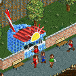Iced Tea Stall RCT2 Icon.png