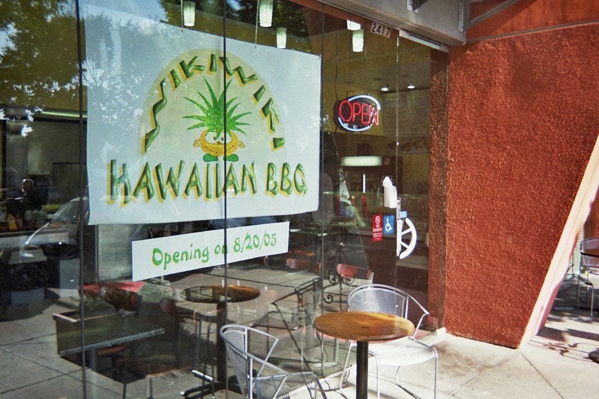 The WikiWiki Hawaiian BBQ in Berkeley