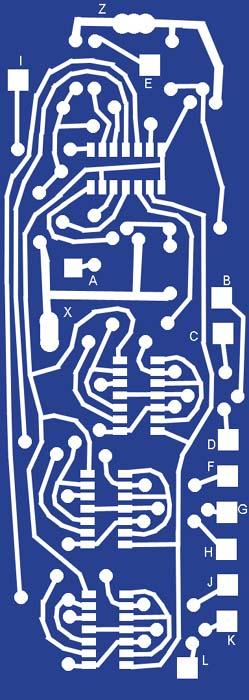 PCB pattern