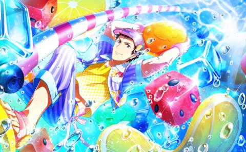 【Sparkling Summer Smiles】Seiji Shingen+ F.png