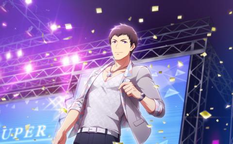 【A Step Forward at Full Power】Seiji Shingen+ F.png