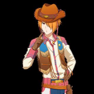 【Cowboy】Kazuki Tsukumo+ T.png