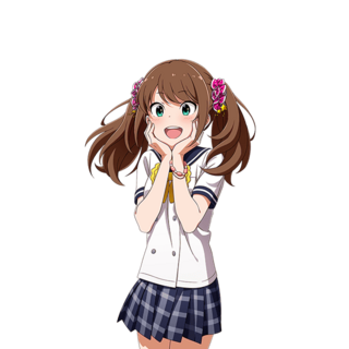 【The Cutest Me I Can Be】Saki Mizushima T.png