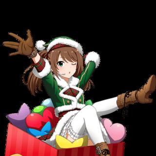 【Papi Christmas】Saki Mizushima+ T.png