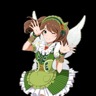 【Green Parade】Saki Mizushima+ T.png