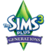 The Sims 3 Plus Generations Logo.png