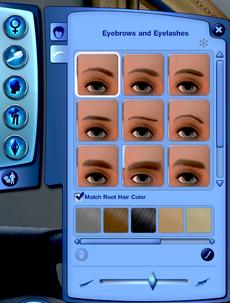 TS3 Eyebrows and Eyelashes.png