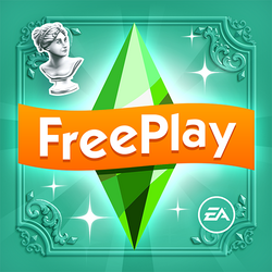 Sims freeplay statue icon.png