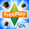The Sims Freeplay Downtown High School update icon.png