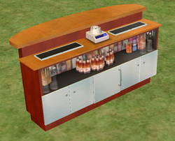 Ts2 black lacquer bar counter.png