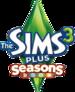 The Sims 3 Plus Seasons Logo.png
