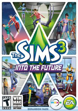 The Sims 3 Into The Future Cover.jpeg