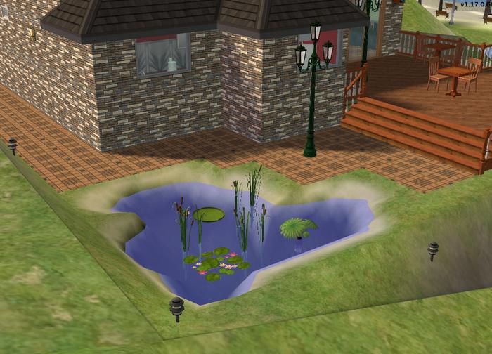 Amar's Restaurant pond.png