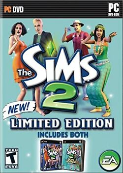 The Sims 2 Bon Voyage Limited Collection Cover.jpg