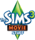 The Sims 3 Movie Stuff Logo.png
