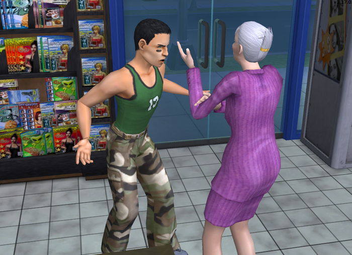 Serge arguing with Katy McGaw.png