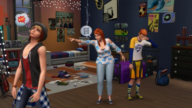 The Sims 4: Parenthood