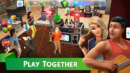 The Sims Mobile screenshot 5 'Play together'.png