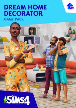 The Sims 4 Dream Home Decorator boxart.jpg