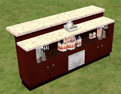 Ts2 the grease stands alone island bar.png