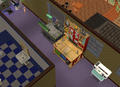 Amar's Restaurant second floor robot and toy crafting.png