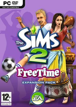 The Sims 2 FreeTime Cover.jpg
