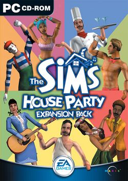 The Sims House Party Cover.jpg