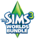 The Sims 3 Worlds Bundle Logo.png