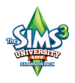 The Sims 3 University Life Logo.png