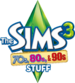 The Sims 3 70s, 80s, & 90s Stuff Logo.png