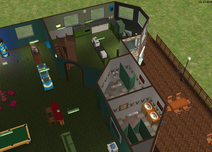Amar's Hangout second floor bathrooms and kitchen.png