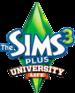 The Sims 3 Plus University Life Logo.png