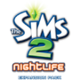 The Sims 2 Nightlife Logo (Original).png