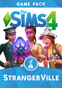 The Sims 4 Strangerville Cover.png