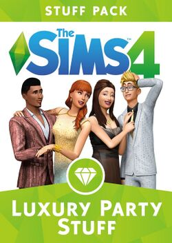 The Sims 4 Luxury Party Stuff Cover.jpg